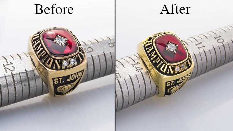 Ring Resizing Up Service - Make Your Ring Bigger