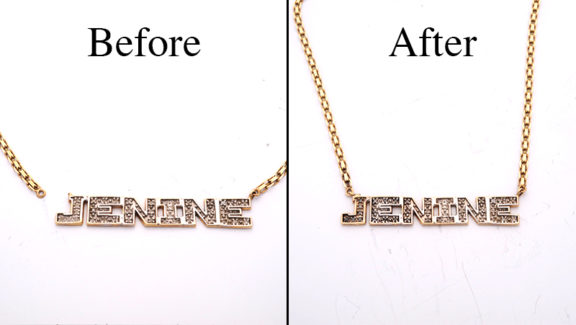 jewelry chain repair
