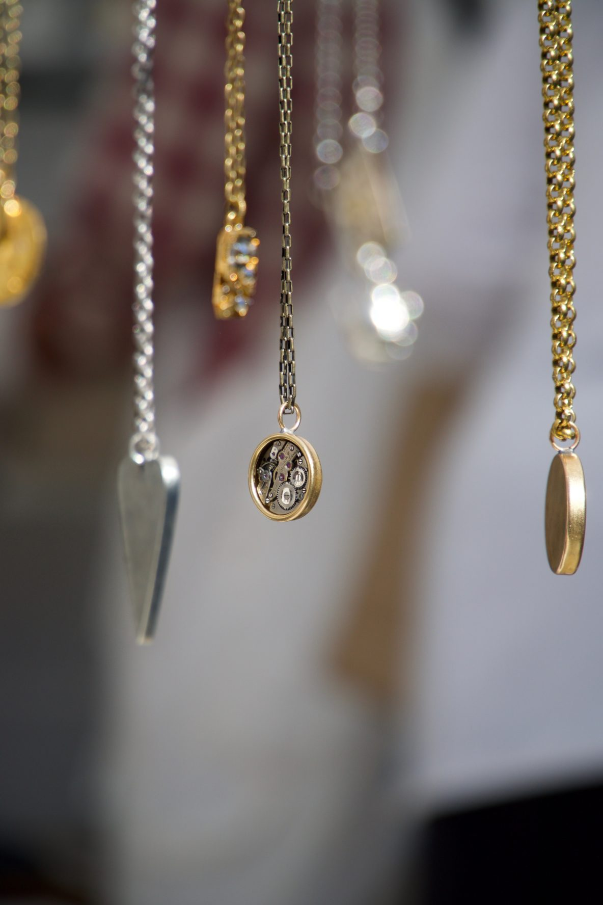 tips and advice on how not to clean necklaces