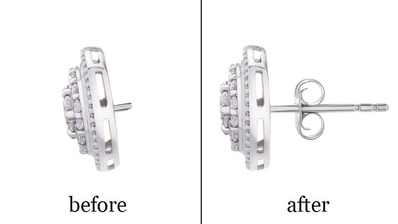 Repair Earring Post