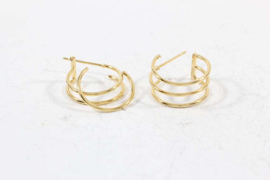 broken-earrings gold-earrings