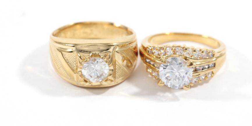gold-plating-14k-rings