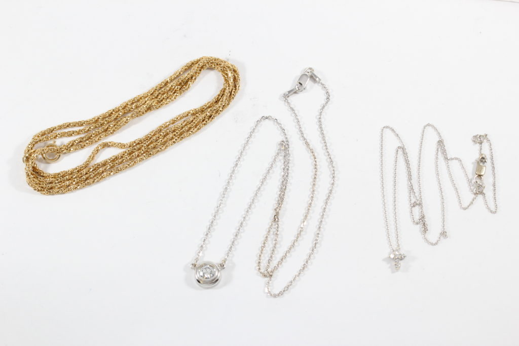 untangle-chain-necklace-solder