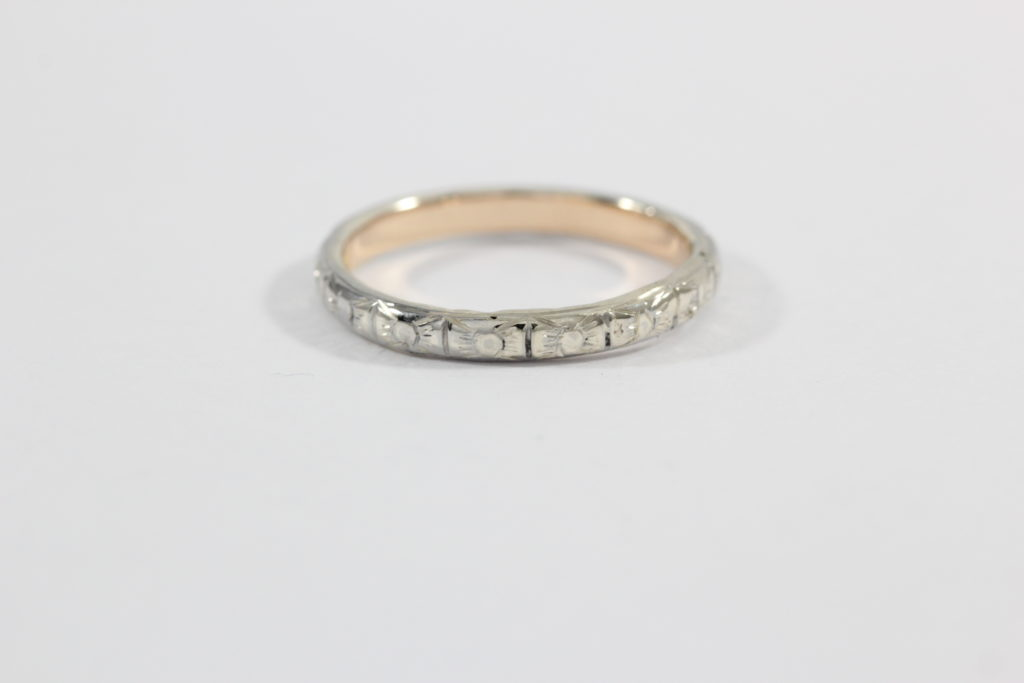 rhodium-ring