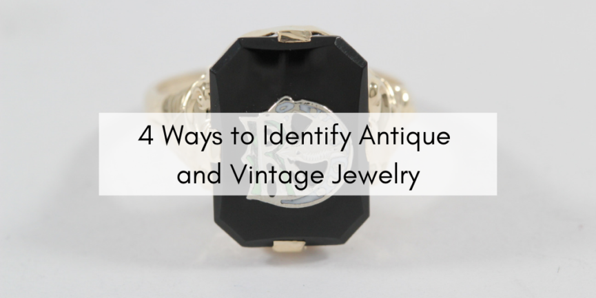 Identify Antique And Vintage Jewelry