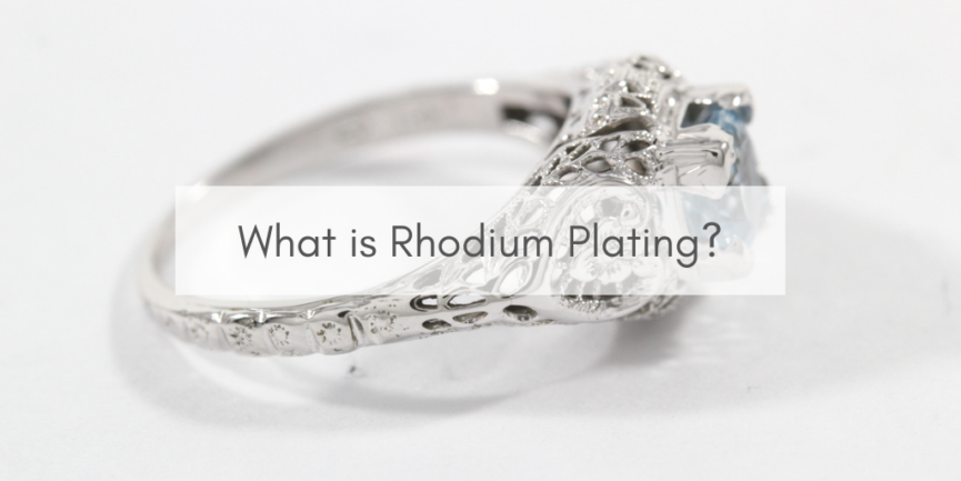 rhodium-plating