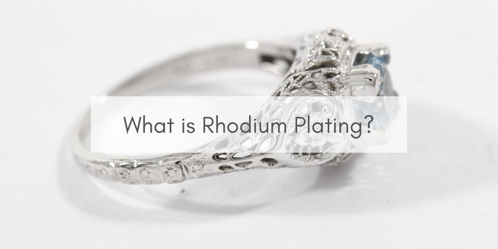 rhodium-plating
