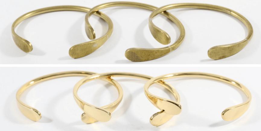 bangle-repair-brass