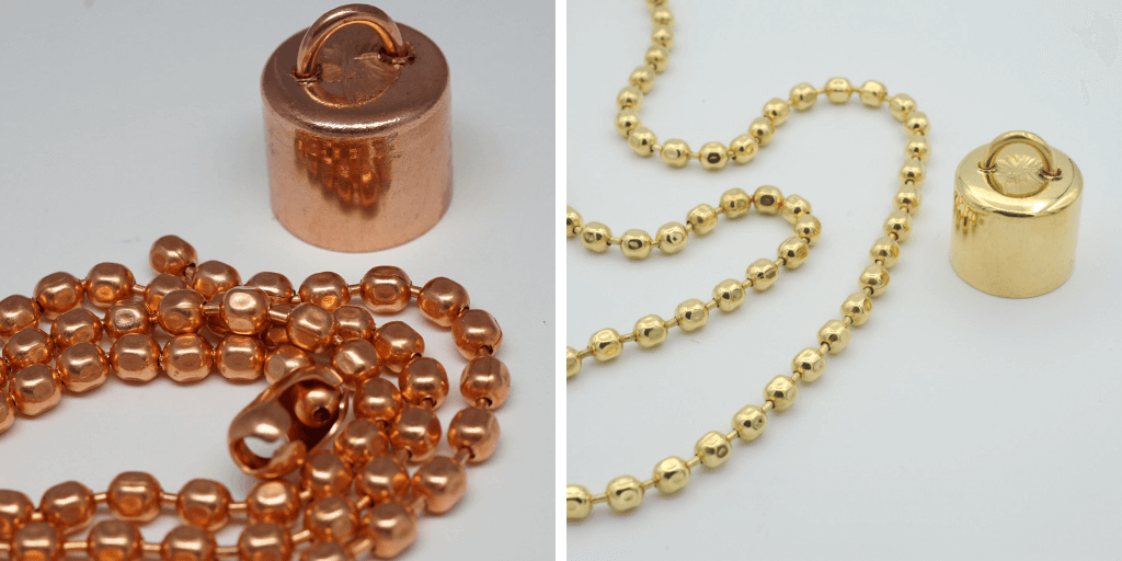 copper-gold-plating