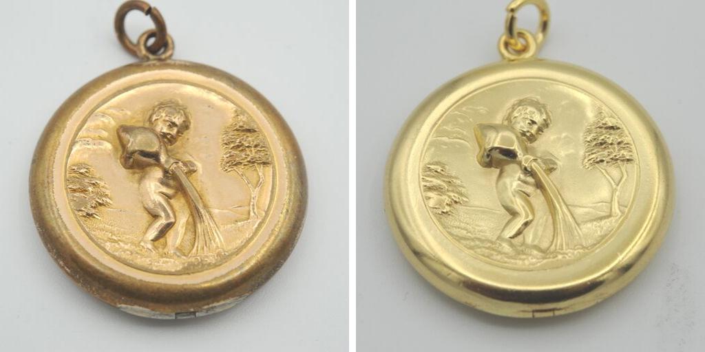 locket-repair-gold-plating