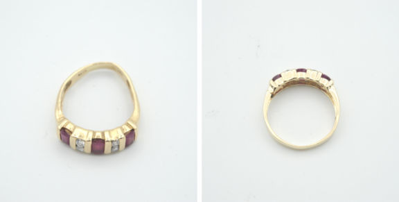 bent-ring-reshaping-gold-ring