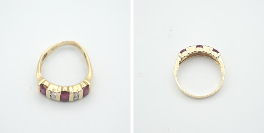 ring-reshaping-gold-ring