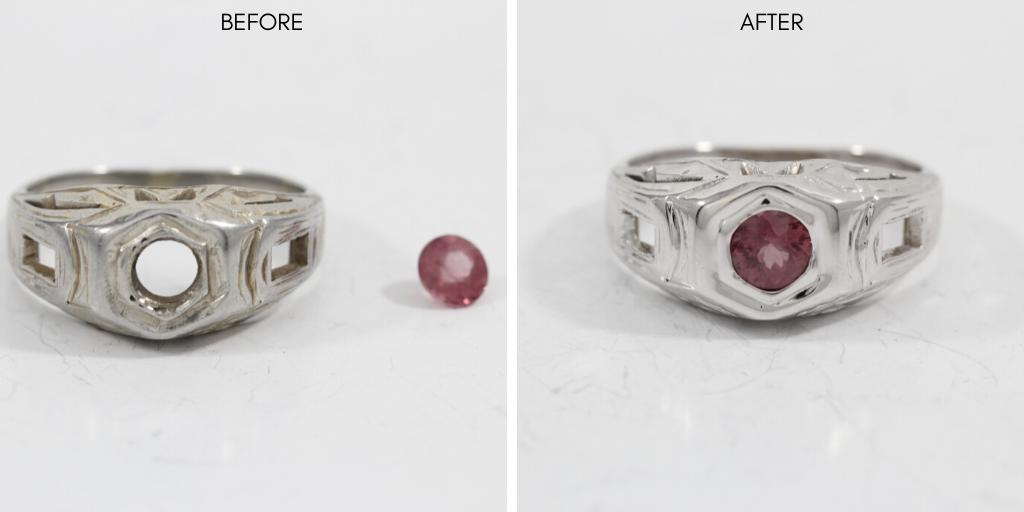 jewelry-restoration-pink-garnet