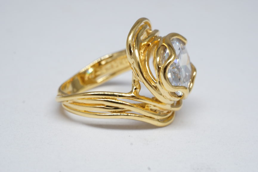 gold-vermeil-ring